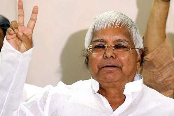 'Will fight together, then each other', tweets Lalu Yadav at BJP, JDU | PTI- India TV