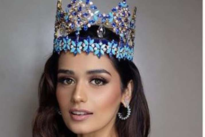 Manushi Chhillar- India TV