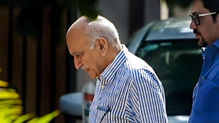 M J Akbar's Statement in court on sexual harassment allegations under MeToo- India TV