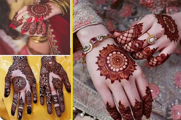 Karwa Chauth the most beautiful designs of mehndi