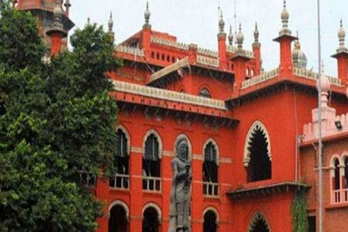 Madras High Court- India TV