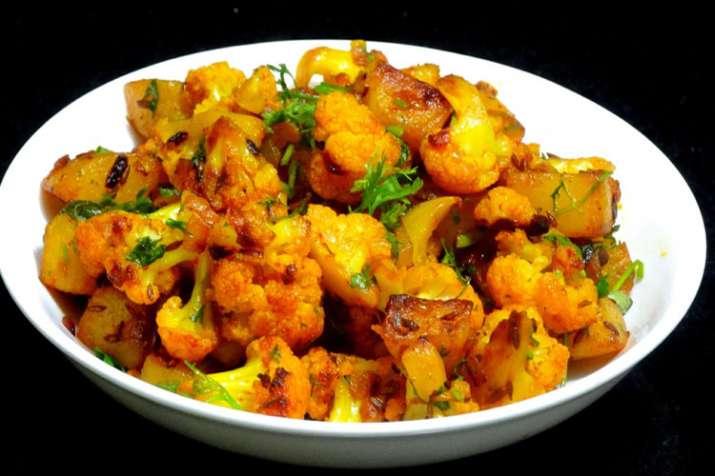cauliflower and potato stir fry aloo gobi- India TV