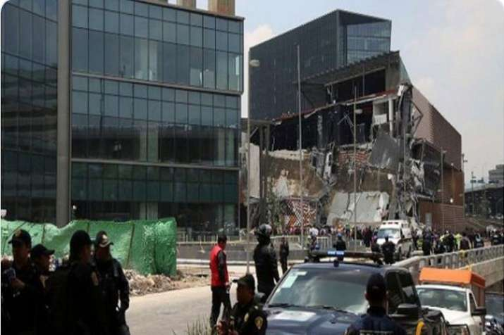 7 dead, 9 missing in collapse of Mexico mall in Monterrey city- India TV