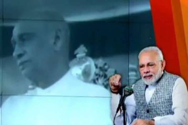 United India result of Sardar Vallabhbhai Patel's strategic wisdom, says PM Modi in Mann Ki Baat- India TV