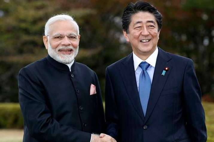 Narendra Modi is one of my most dependable friends, says Shinzo Abe | AP- India TV