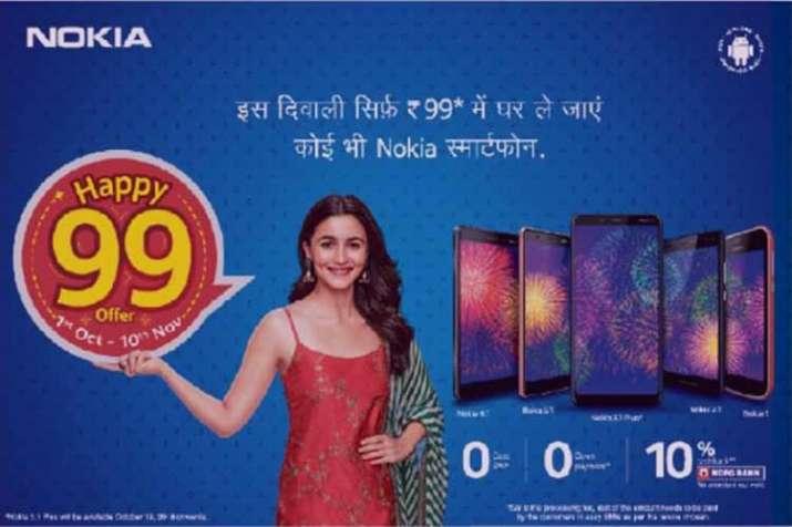 Nokia Diwali Offer- India TV Paisa
