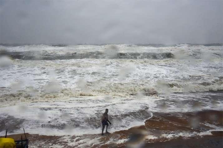 Odisha Cyclone- India TV