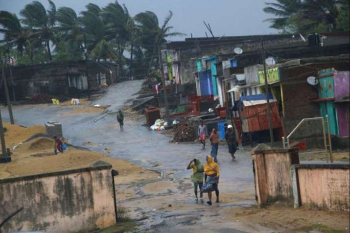Cyclone Titli: Toll in storm-hit Odisha rises to 52, relief work on; loss of Rs 2,200 crore in calam- India TV