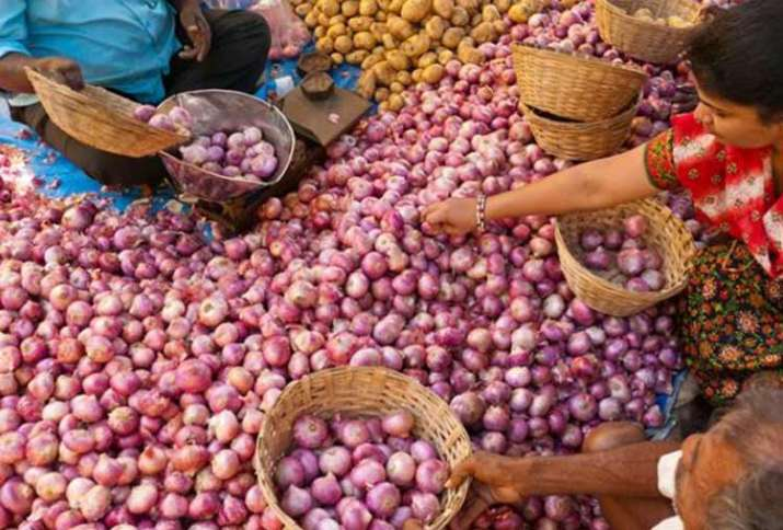 Onion price sore- India TV Paisa