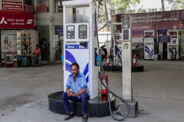 Arvind Kejriwal blames BJP for petrol pump dealer's strike in Delhi- India TV