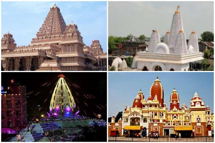 Durga Temple In delhi- India TV