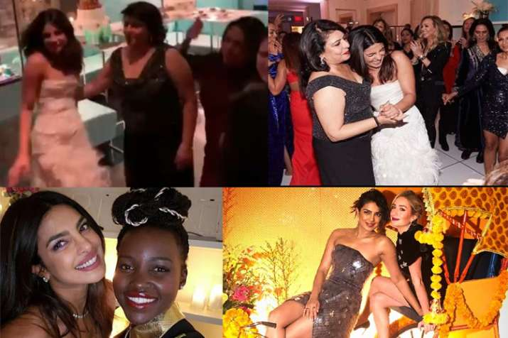 Priyanka chopra and bridal shower- India TV