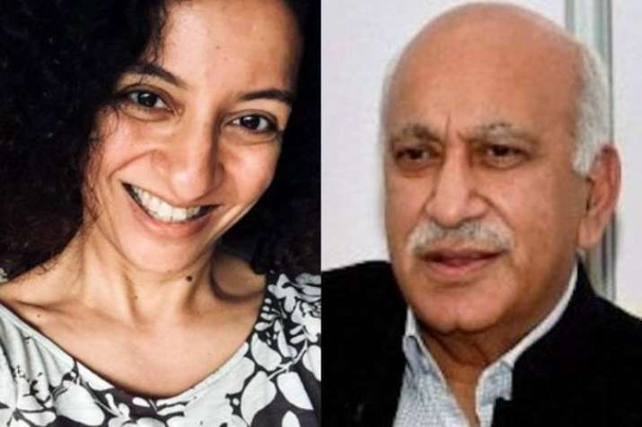 Priya Ramani Statement on M J Akbar Resignation- India TV