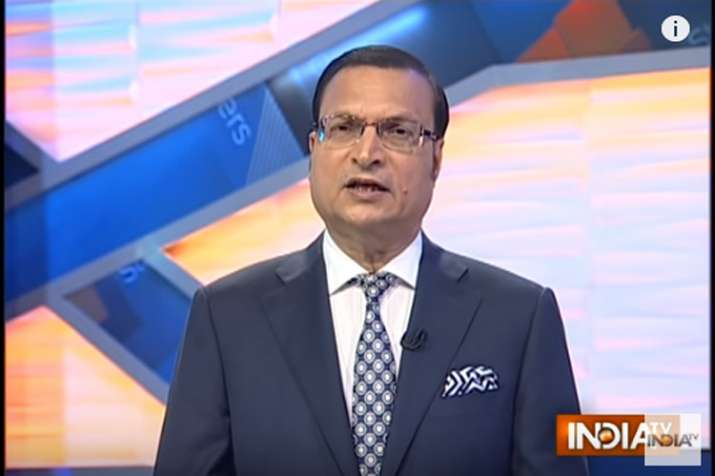 Rajat Sharma Blog: Law should show delinquent VIP brats their true place- India TV