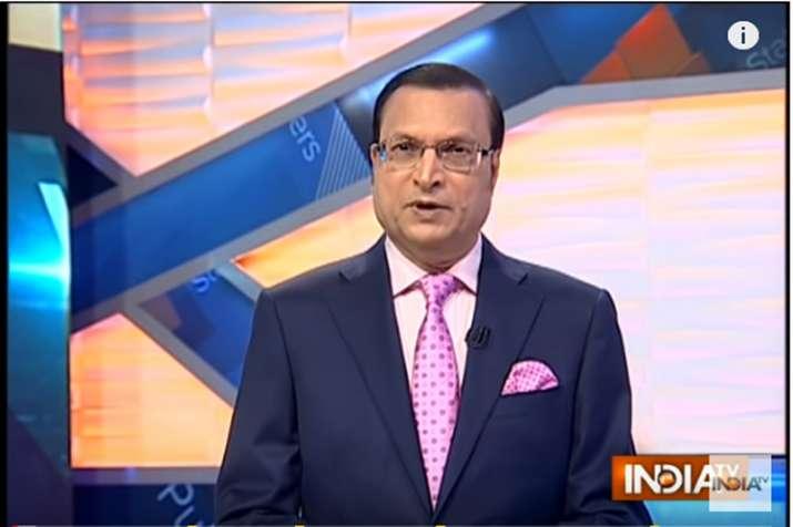Rajat Sharma Blog: Navjot Singh Sidhu is lying in order to hide his wife's mistake - India TV