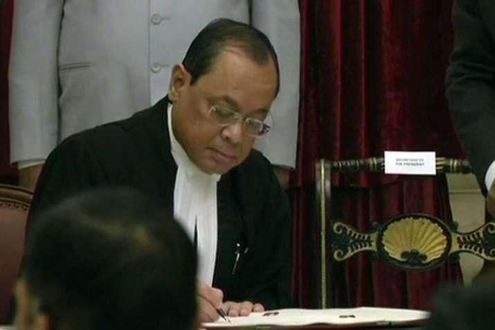 CJI रंजन गोगोई ने कहा, मामलों के अविलंब उल्लेख, सुनवाई के लिये मानदंड तय किये जाएंगे- India TV