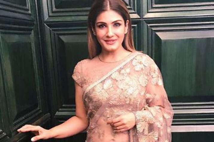 Raveena Tandon- India TV