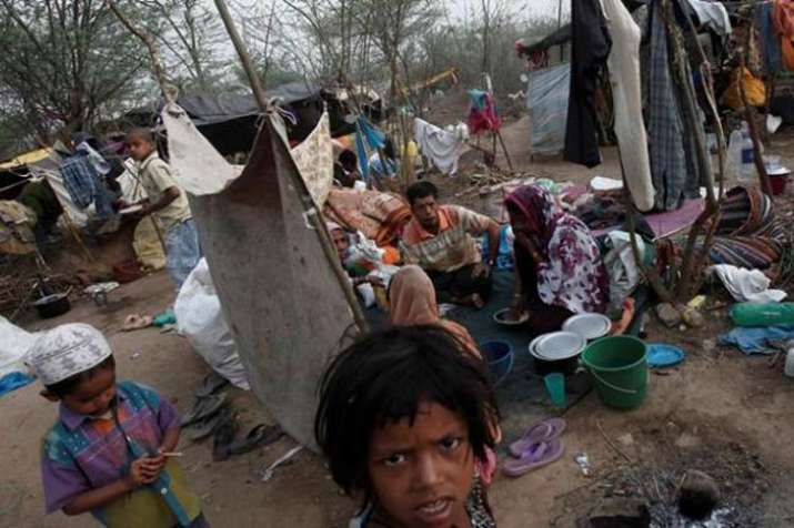 भारत में अवैध रूप से रह रहे रोहिंग्या शरणार्थियों की नए सिरे से पहचान करेगी सरकार- India TV