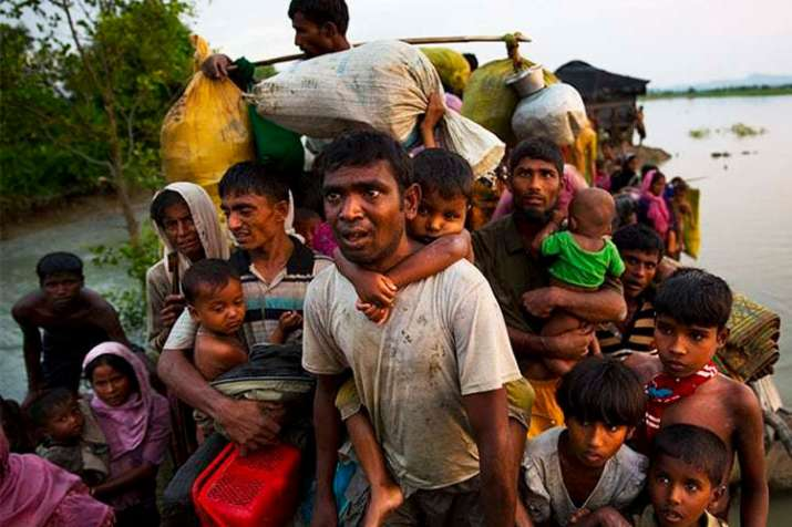 'Ongoing genocide' underway against Rohingya Muslims in Myanmar | AP Representational- India TV