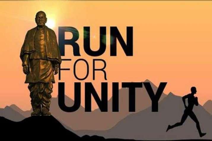 Run for Unity- India TV