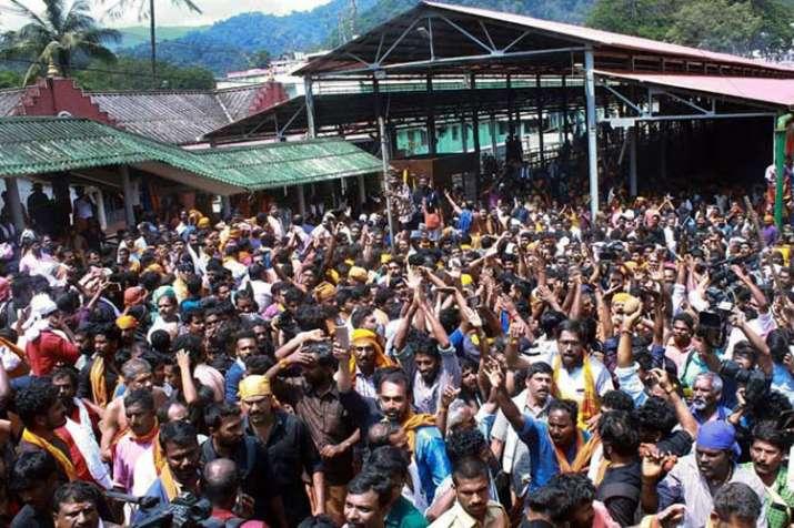 Kerala: Over 3345 Sabarimala protesters arrested   PTI File- India TV