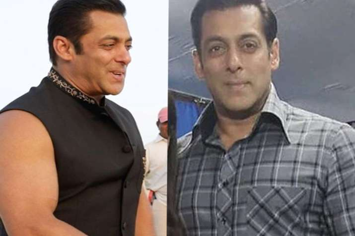 salman khan bharat look- India TV