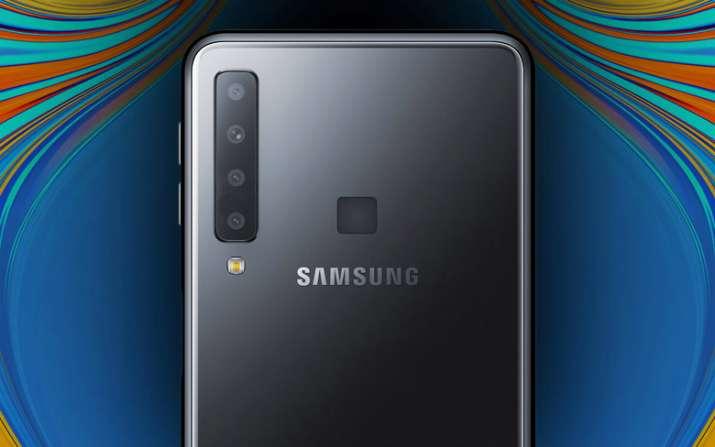 Samsung Galaxy A9- India TV Paisa