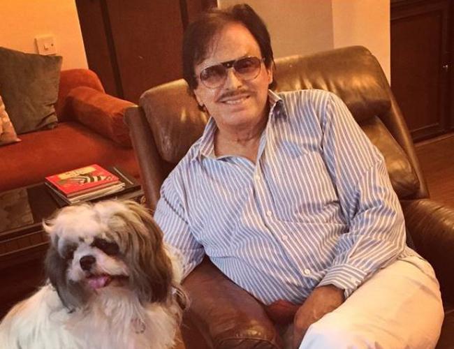 Sanjay Khan- India TV