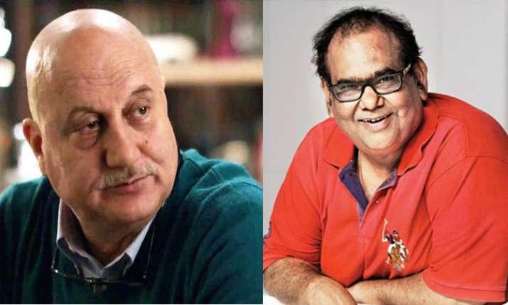अनुपम खेर, सतीश कौशिक- India TV