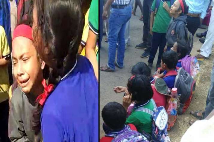 chattisgarh school bus accident- India TV