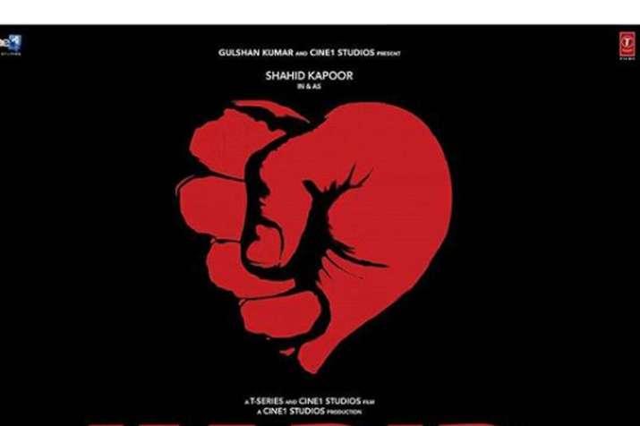Kabir Singh poster- India TV