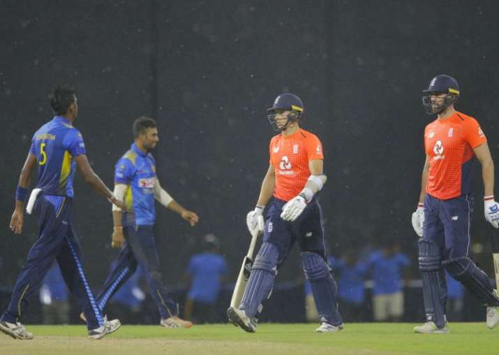 SL vs ENG- India TV