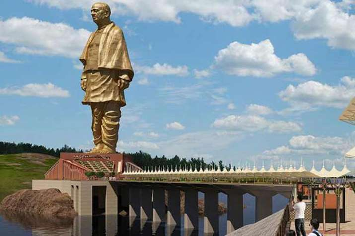 Know main points about Statue of Unity- India TV