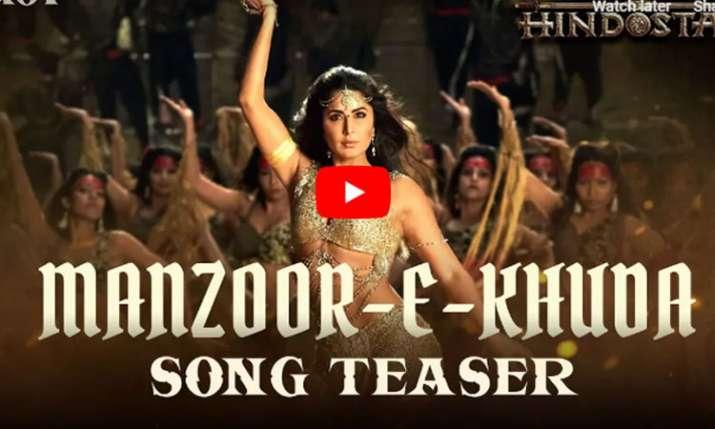 Suraiyya Song Teaser, Thugs Of Hindostan- India TV