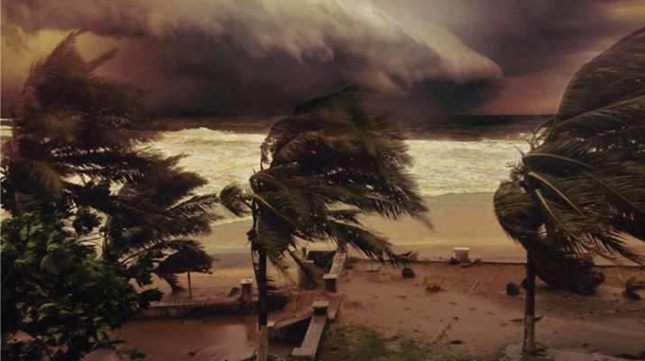 Cyclone Titli- India TV