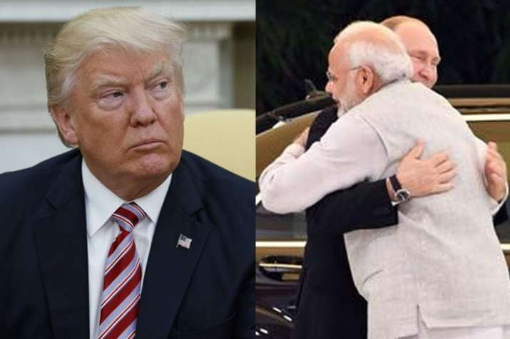 India will soon find out about my decision on CAATSA sanctions, says Donald Trump | AP- India TV