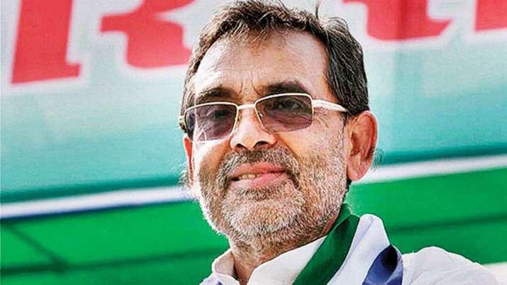 Upendra Kushwaha Statement on seat sharing in Bihar- India TV