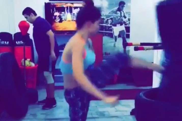 Urvashi - India TV