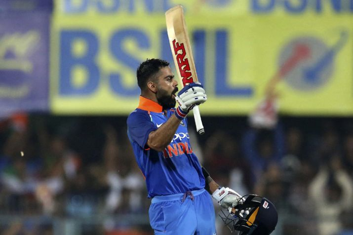 Virat Kohli slams 37th ODI Hundred- India TV