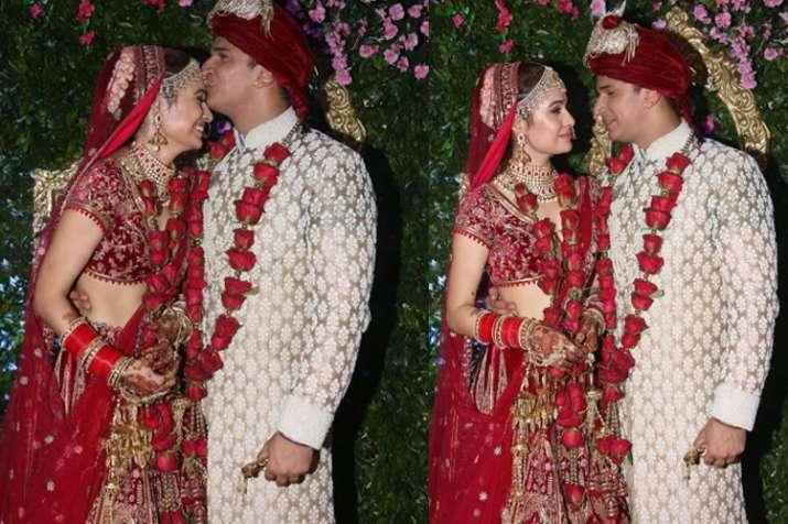 yuvika chaudhary and prince narula- India TV