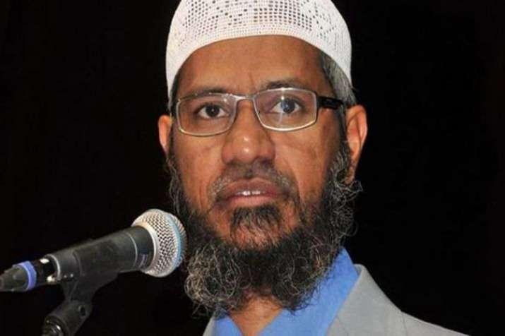 Zakir Naik- India TV