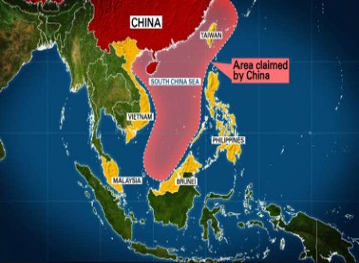 South China Sea- India TV