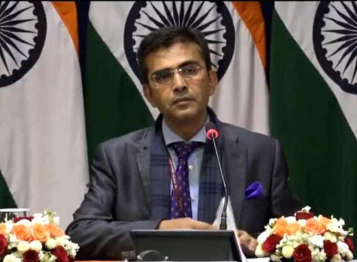 India slams Pakistan for expressing concern over deployment of INS Arihant- India TV