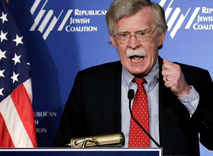 China engaging in behaviour that is troubling Japan, India and others: Bolton- India TV