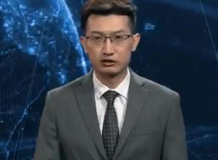 World's first AI news anchor unveiled in China- India TV