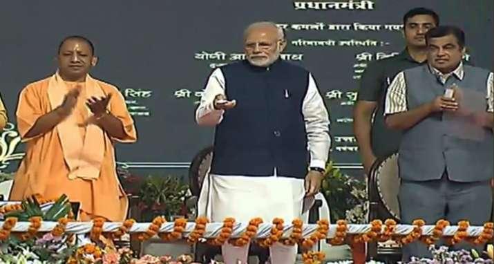 Modi in Varanasi- India TV