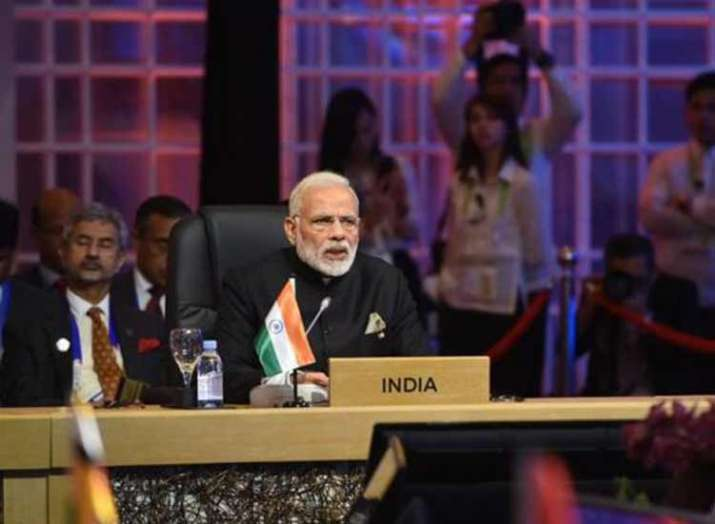 PM Narendra Modi to visit Singapore on November 14-15 to attend East Asia Summit- India TV