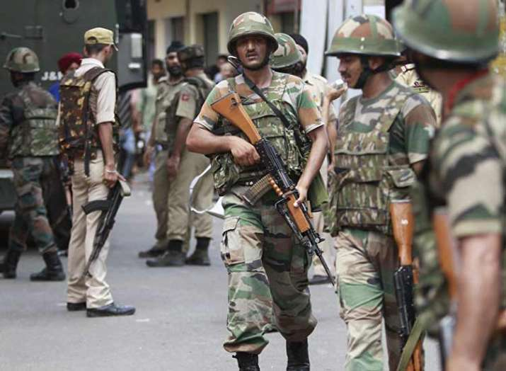 Army porter killed, BSF jawan injured in twin ceasefire violations near LoC in J-K- India TV