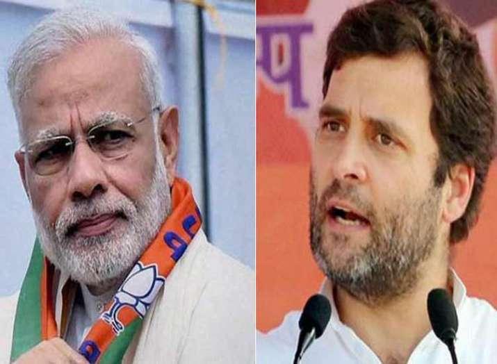 In poll-bound Chhattisgarh, PM Modi, Rahul Gandhi take swipe at each other- India TV