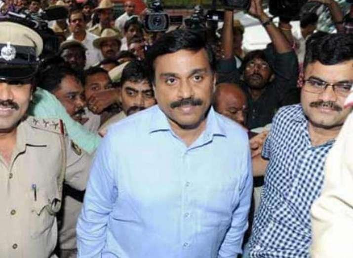 Ponzi scam: Ex-Karnataka minister Janardhana Reddy, aide arrested by Central Crime Branch- India TV